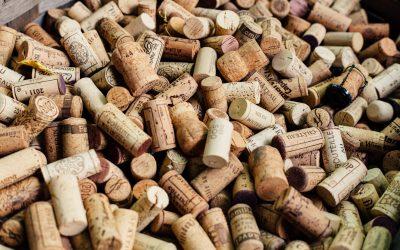 ¿Por qué usamos corcho para tapar el vino?